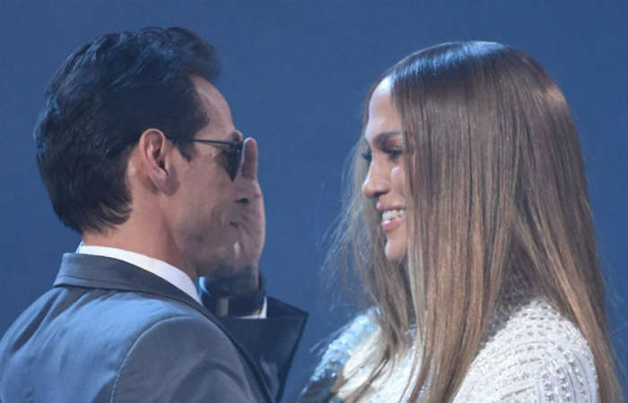 Emotivo mensaje de Jennifer López a Marc Anthony