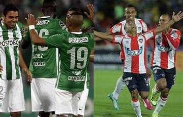 Junior vs. Nacional: Transmisión EN VIVO