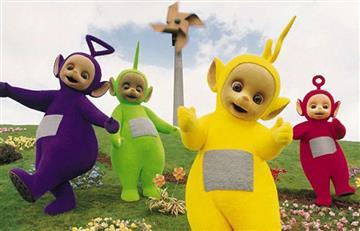 Hijos de los 'Teletubbies' tienen un programa llamado 'Tiddlytubbies'