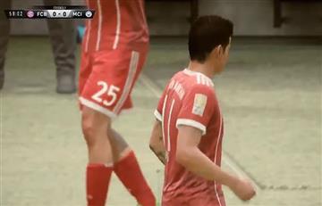 James Rodríguez: Así se verá en el FIFA 18 con el Bayern Múnich