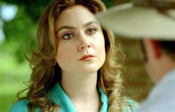La actriz Carolina López no se casó porque su pareja era un maltratador