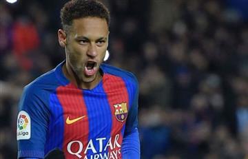 Neymar presentaría exámenes médicos con el PSG