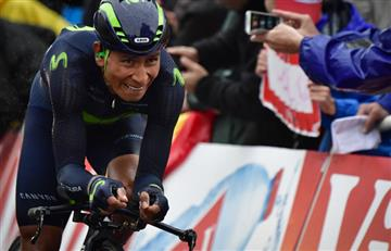 Nairo Quintana y el nuevo compañero que le ayudará a triunfar