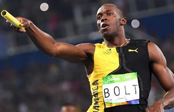 Usain Bolt listo para el gran show de su recta final