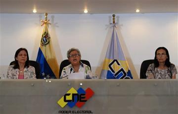 CNE venezolano rechazó denuncia de manipulación en la Constituyente
