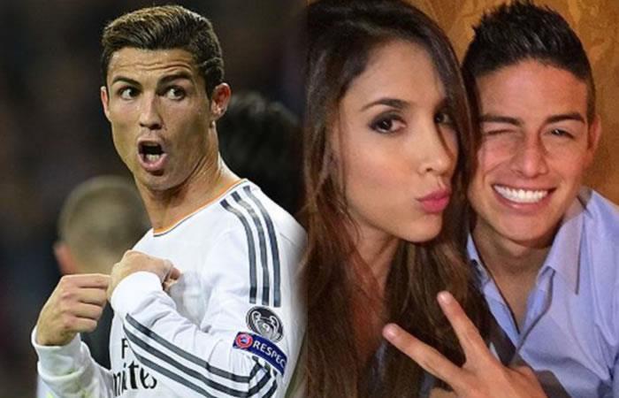 Cristiano Ronaldo Influy Para Que James Y Daniela Terminaran Rumor