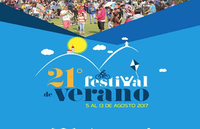 Festival de Verano 2017: Actividades gratuitas en Bogotá