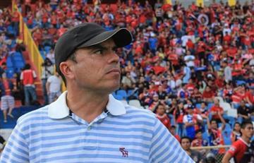 Jaime de la Pava, el nuevo técnico del Atlético Bucaramanga