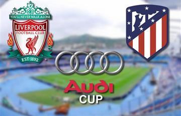 Liverpool vs. Atlético de Madrid: Transmisión EN VIVO online