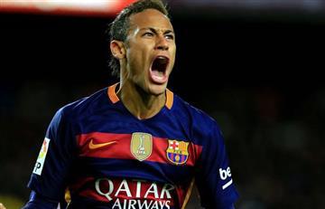 Neymar: Este fue su último gol con el Barcelona