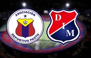 Pasto vs. Medellín: ¿A qué hora se juega el partido y dónde verlo?