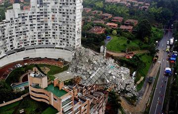 Tribunal admitió demanda contra la Nación por tragedia de edificio Space