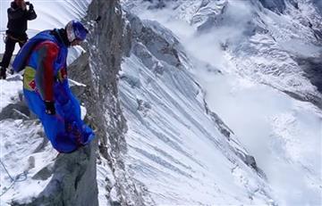 Video: Así fue el histórico salto de un montañista desde la cima del Huascarán
