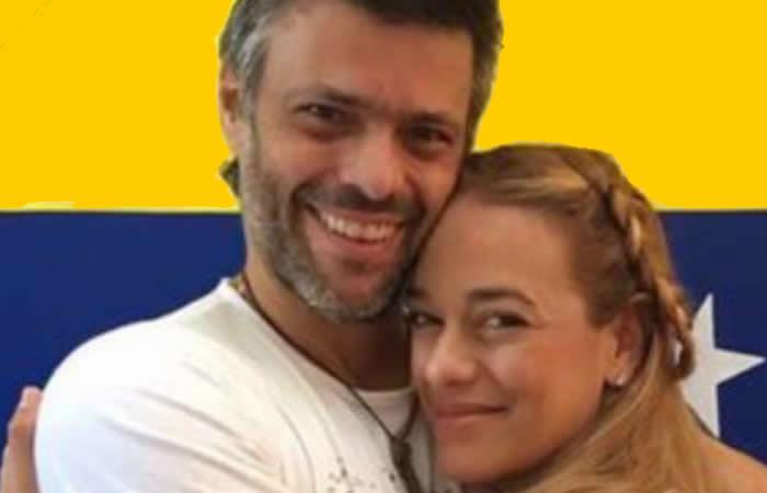 Visitas conyugales de Leopoldo López fueron grabadas