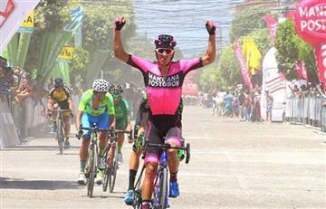 Vuelta a Colombia: Wilmar Paredes gana la segunda etapa