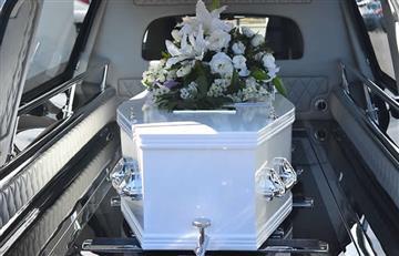 Familia llevó a una anciana a la funeraria para que allí muriera