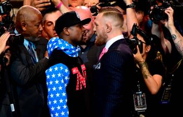 McGregor y Mayweather: El cambio de reglamento para su sangrienta pelea