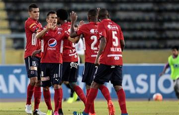 Medellín clasificó por penales a cuartos de la Copa Águila