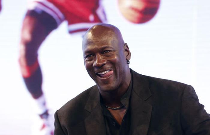 Michael Jordan. Foto: AFP