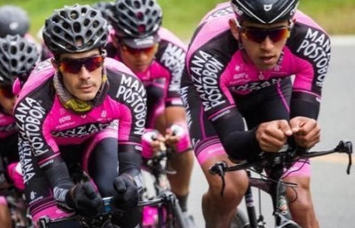 Vuelta a España: El único ciclista de la Vuelta a Colombia que correrá en la carrera