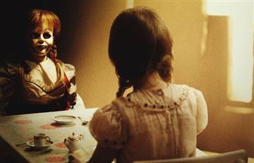 Annabelle 2 'La Creación': Te lleva a Hollywood ¡Presta atención!