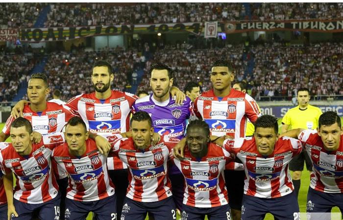 Copa Sudamericana: Junior venció al Cali y se clasificó a octavos