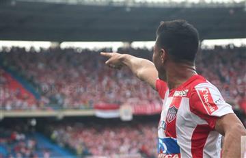 Junior: Teófilo Gutiérrez y su increíble gesto con uno de sus compañeros