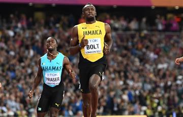 Mundial de Atletismo: Bolt pasa a semifinales directo a una despedida gloriosa