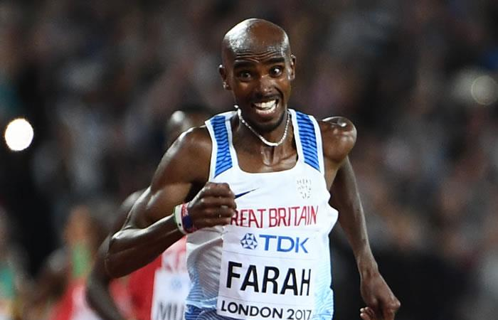 Mundial de Atletismo: Mo Farah se proclama campeón mundial