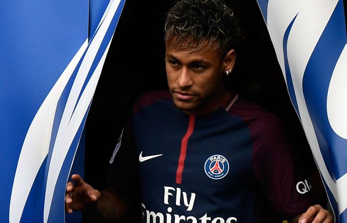 Neymar: PSG lo presentó oficialmente y esto fue lo que nadie vio