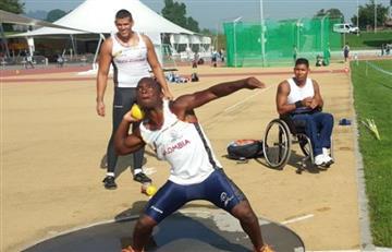 Oro y plata para Colombia en Mundial de Para Atletismo Juvenil