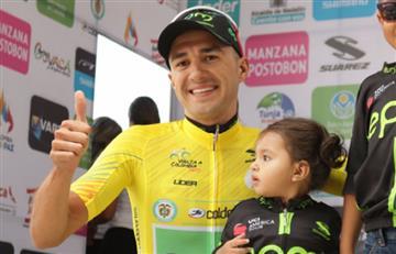 Vuelta a Colombia: Juan Pablo Suárez gana la cuarta etapa