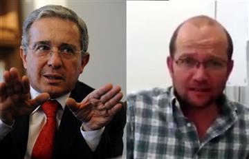 Uribe se retracta con Daniel Samper Ospina