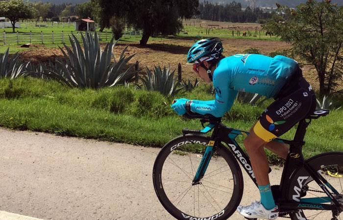 Vuelta a Burgos: 'Superman' López se quedó con la última etapa