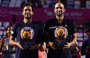 Cabal, se coronó campeón en dobles del ATP 250 de Los Cabos