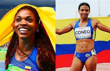 Caterine Ibargüen y Yulimar Rojas, histórico duelo por el salto triple