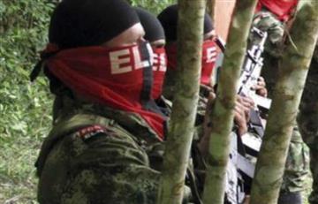Dos guerrilleros del ELN murieron en operaciones militares