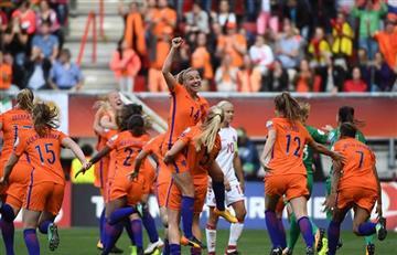 Holanda se coronó campeona de la la Eurocopa Femenina