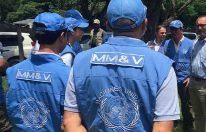Misión de la ONU fue atacada en Cauca y un policía resultó herido