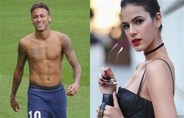 Neymar: La sensual modelo brasileña que dejó al futbolista