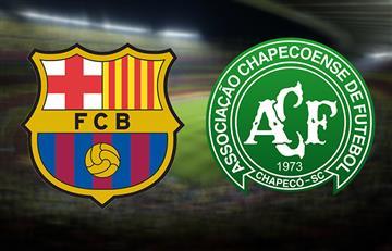 Barcelona vs. Chapecoense: ¿A qué hora se juega el partido y dónde verlo?