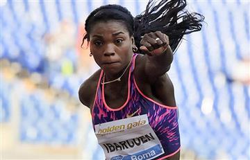 Caterine Ibargüen en la final de salto triple del Mundial de Atletismo: EN VIVO online