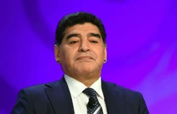 """Diego Maradona se ofrece como """"soldado"""" de Nicolás Maduro"""