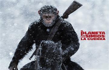 ¿Dónde ver El Planeta de los simios: La guerra?