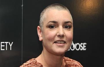 La cantante Sinead O'Connor afirma que está cerca del suicidio