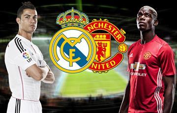 Real Madrid vs. Manchester United: ¿A qué hora se juega el partido y dónde verlo?