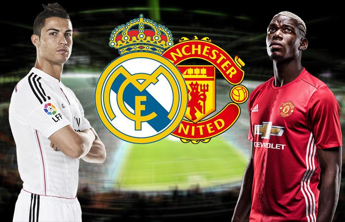 Real madrid vs manchester united a qu hora se juega el for A que hora juega el real madrid