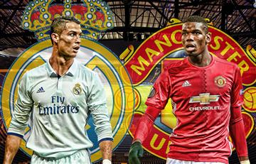 Real Madrid vs. Manchester United: Transmisión EN VIVO online
