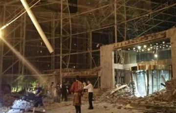 Sismo de 6,5 en China habría dejado un centenar de fallecidos