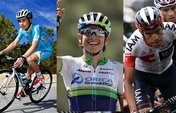 Vuelta a España: Lista oficial de los ciclistas colombianos preinscritos